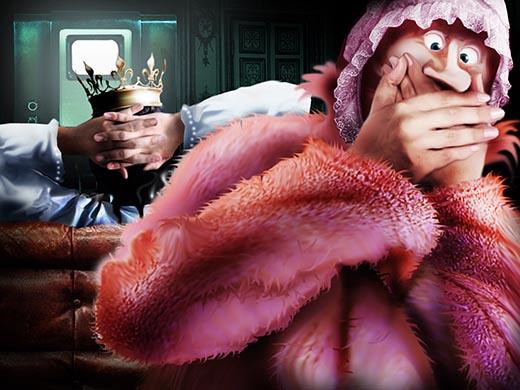За воспитание неприязни к криминалу наградил сериал королевского тв: сыщиков показывают дебилами, бандитов – сыкунами. Зрителей успешно тошнит.