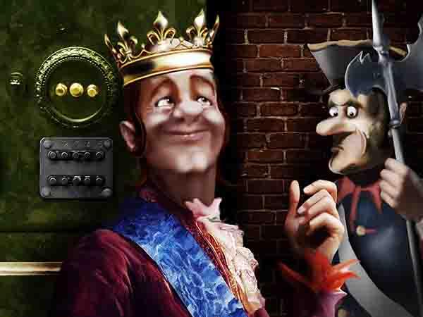 Велел жандармам собрать у граждан королевства шифры замков личных сейфов – дабы ещё надёжнее защитить ихние сбережения от неприятностей.