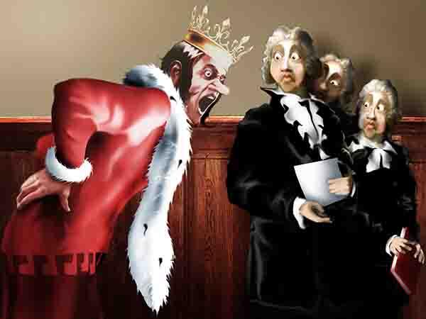 Выступал в королевском Совмине. Пришлось покричать. Подверг жёсткой, бескомпромиссной критике каннибализм, либерализм и ревматизм.